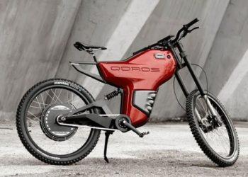 E-Bike von Qoros