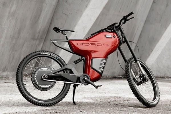 ebiqe autohersteller qoros stellt e bike mit 65 km h vor. Black Bedroom Furniture Sets. Home Design Ideas