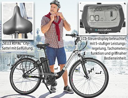 das cyco ebike 2014 vom discounter elektrofahrrad bei aldi. Black Bedroom Furniture Sets. Home Design Ideas
