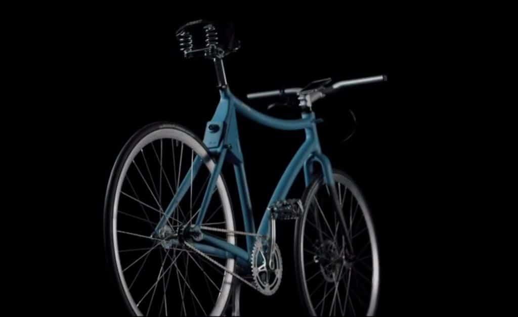 Samsung Smart Bike seitlich / Foto: Samsung