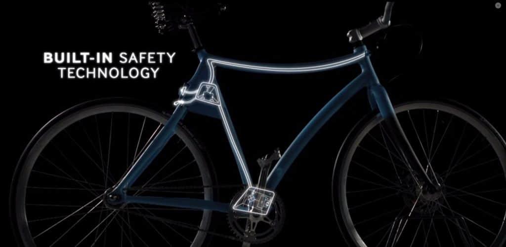 Samsung Smart Bike mit Elektronik / Foto: Samsung