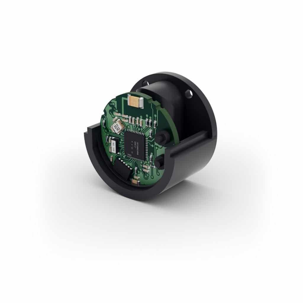 Das Kommunikationsmodul vernetzt die FAG-VELOMATIC mit dem Antrieb, dem elektrischen Schaltmodul und dem Fahrer-Smartphone / Foto: Schaeffler