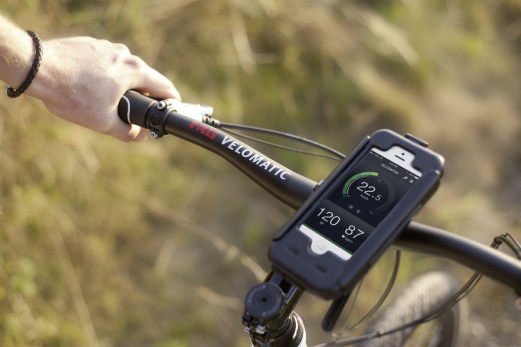 Mit der App VELODAPTIC können Biker maßgeschneiderte Schaltprogramme für ihren Fahrstil erstellen / Foto: Schaeffler