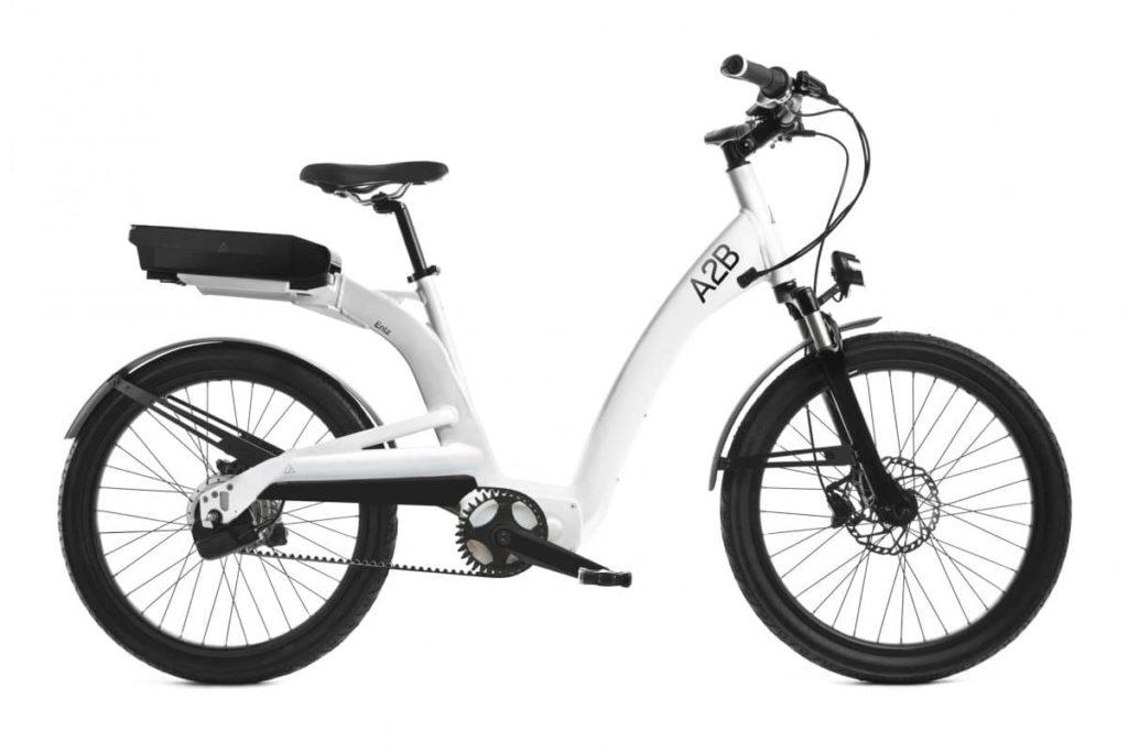 a2b entz erstes e bike mit continental antrieb ebike. Black Bedroom Furniture Sets. Home Design Ideas