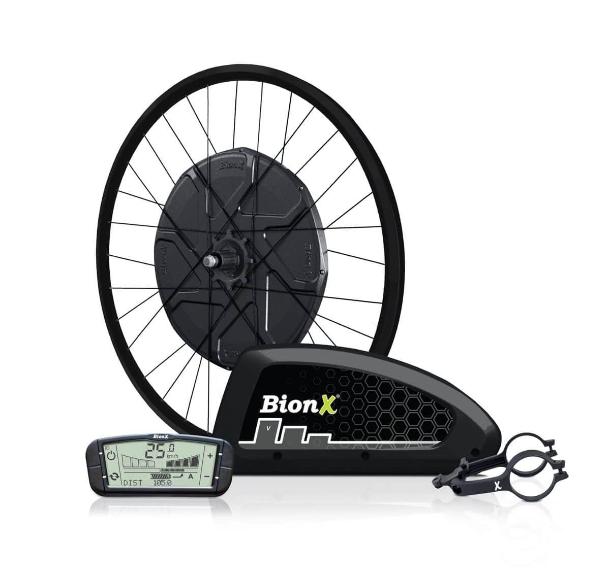 fahrrad zum e bike umr sten bionx bringt d series super. Black Bedroom Furniture Sets. Home Design Ideas