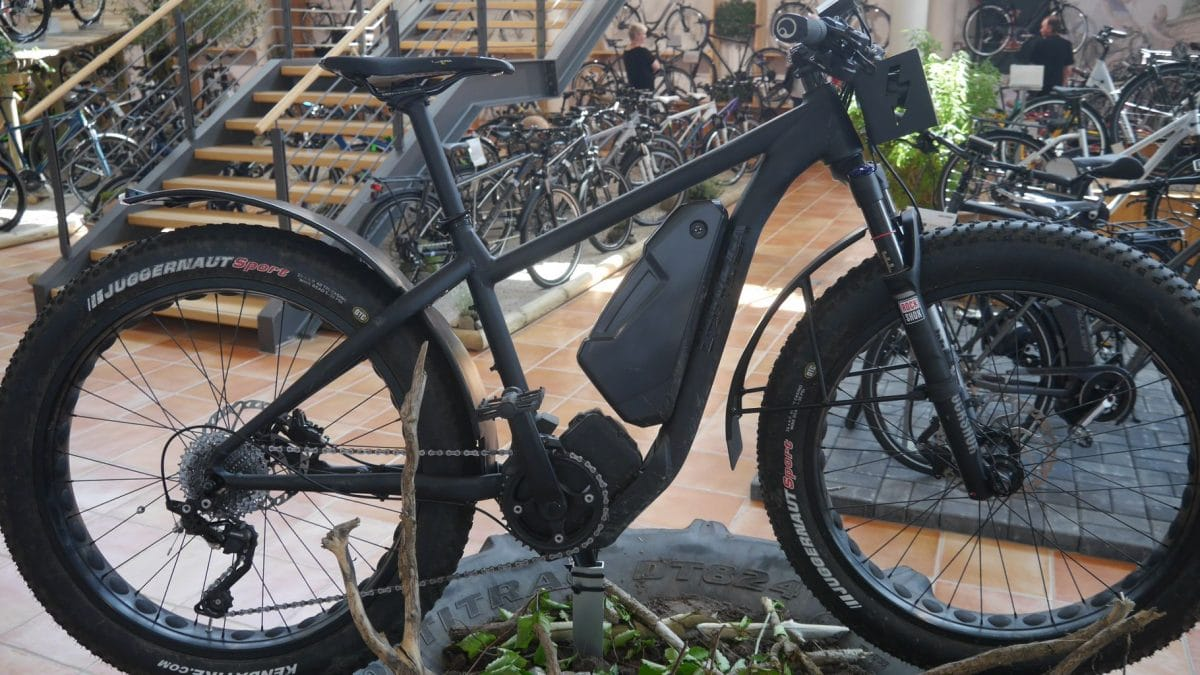 univega impulse fat bike e bike mit impulse 2 antrieb. Black Bedroom Furniture Sets. Home Design Ideas