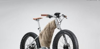 Moustache Starckbike Snow