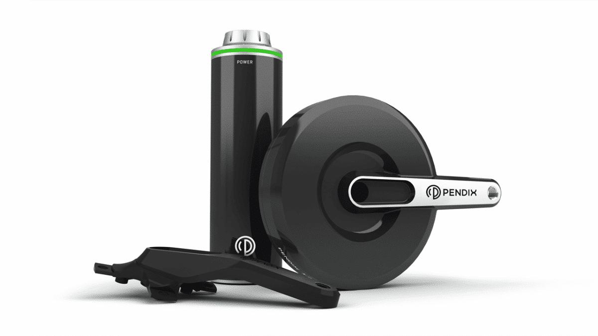 pendix vom fahrrad zum e bike mit innovativem neuen. Black Bedroom Furniture Sets. Home Design Ideas