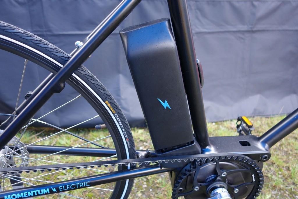 Momentum Electric Prototyp Akku
