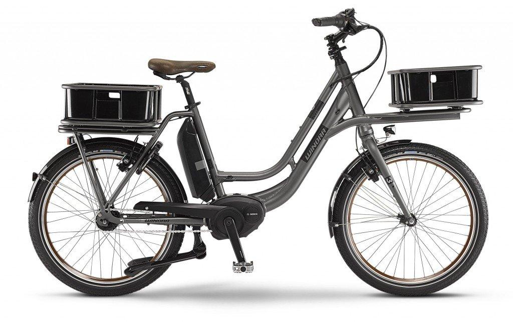 winora eload neues e bike f r eink ufe und lasten ebike. Black Bedroom Furniture Sets. Home Design Ideas