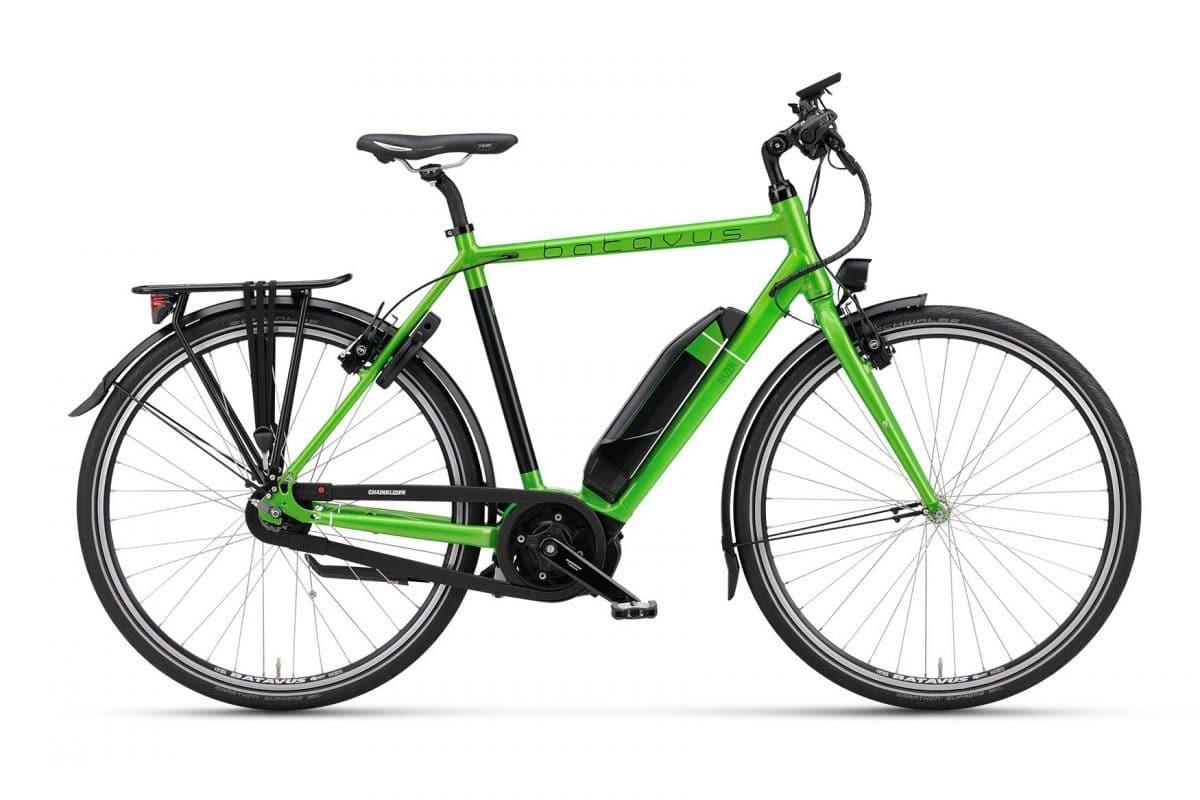 batavus razer scharfes e bike mit sportlicher lightausstattung ebike. Black Bedroom Furniture Sets. Home Design Ideas