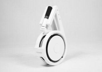 Impossible electric bike gefaltet