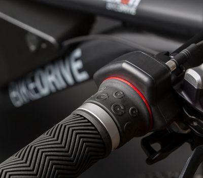 maxon bikedrive Drehgriff für die Antriebsbedienung