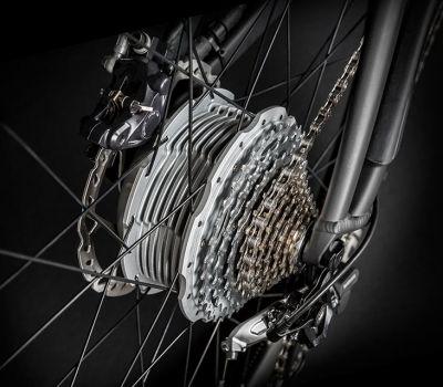 maxon bikedrive Heckantrieb zum Nachrüsten