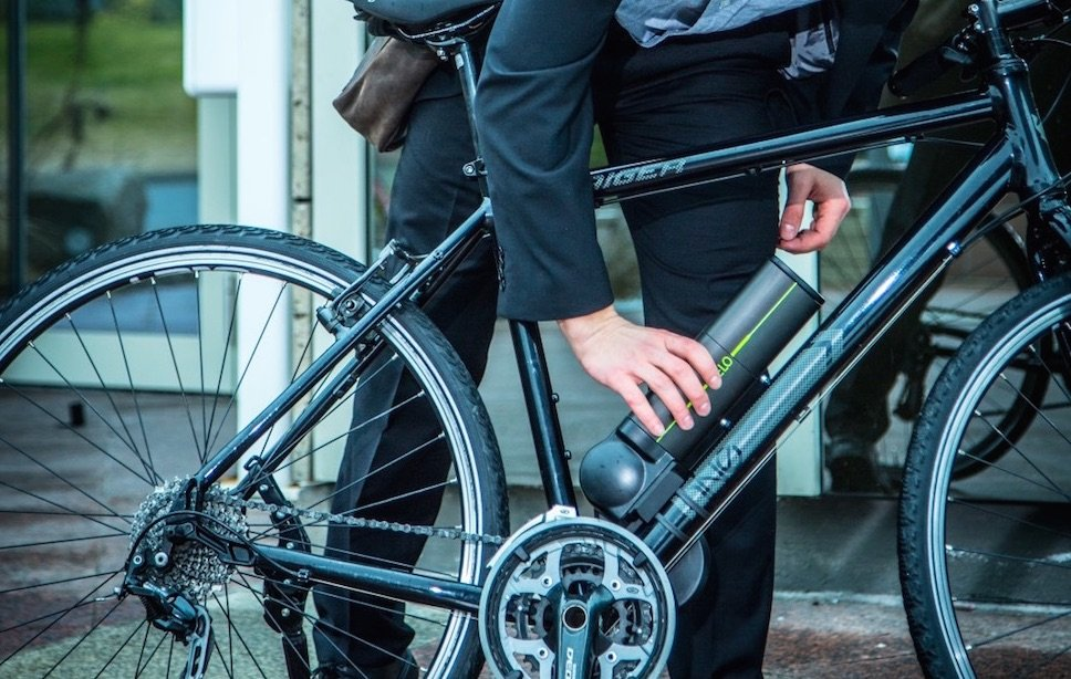 das fahrrad zum e bike machen mit steckantrieb ebike. Black Bedroom Furniture Sets. Home Design Ideas