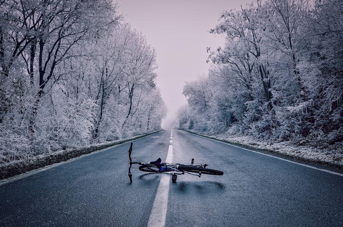 Sicheres e-Bike Fahren Winter