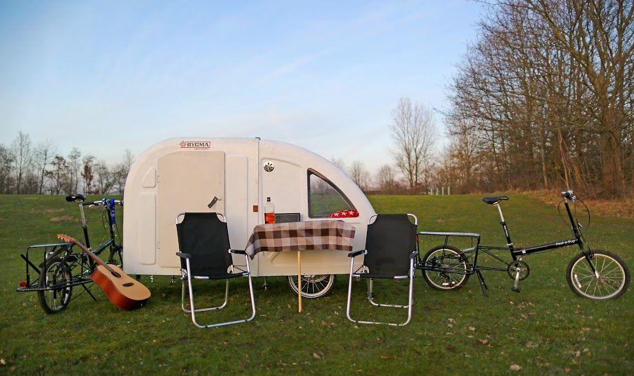 Entspanntes Camping