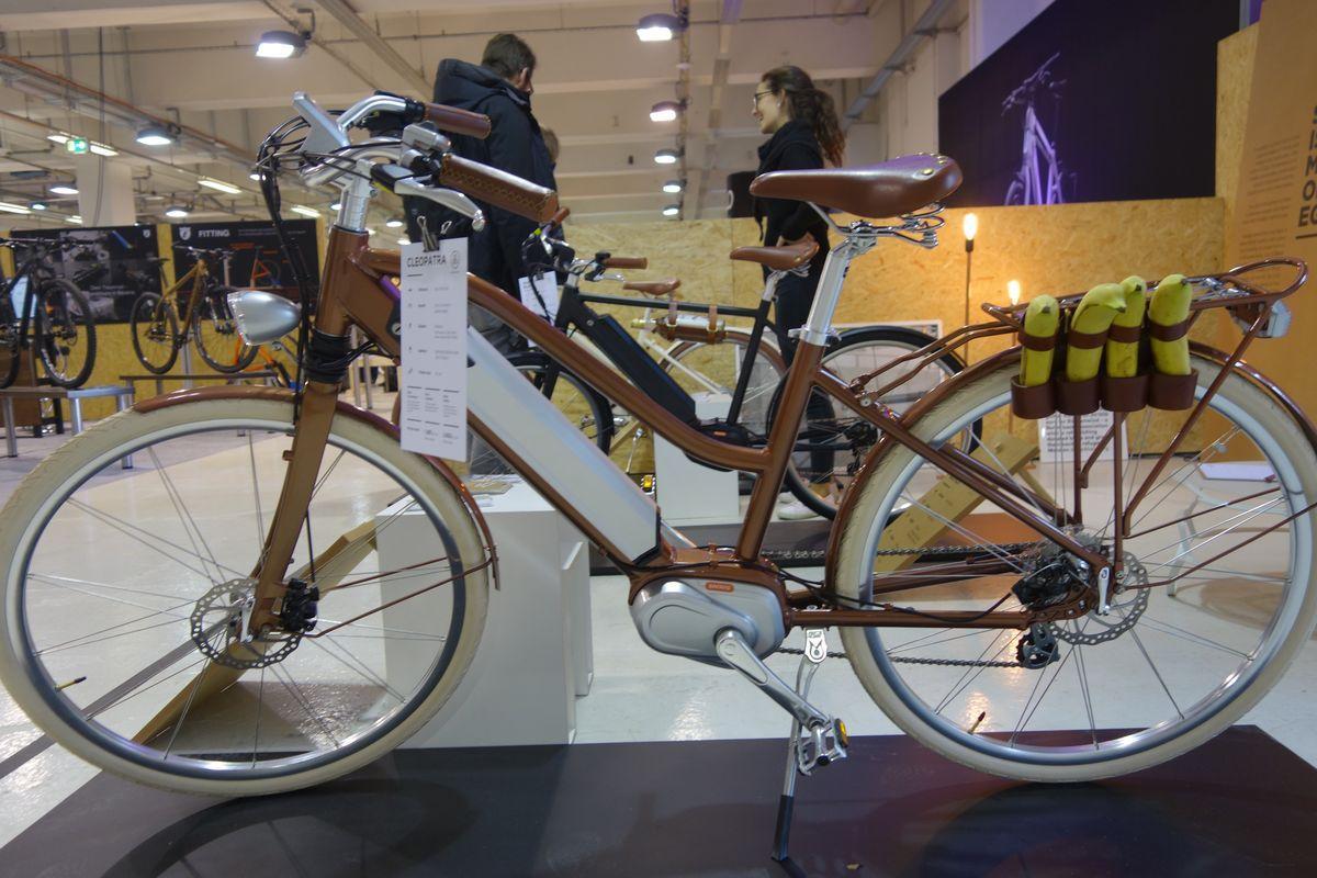 EGo auf der Berliner Fahrradschau