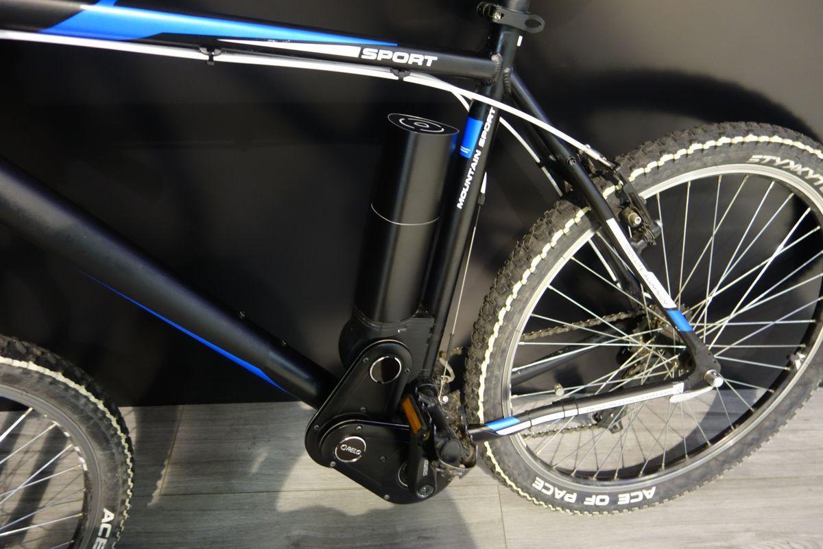 Relo auf der Berliner Fahrradschau