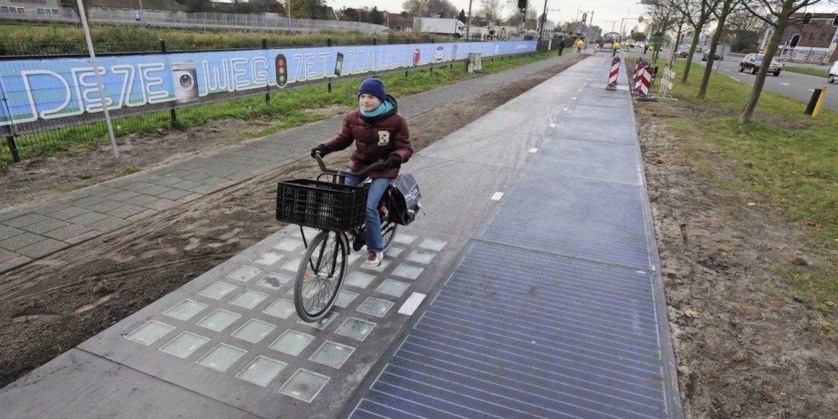 Quelle: Solaroad, Markt Niederlande