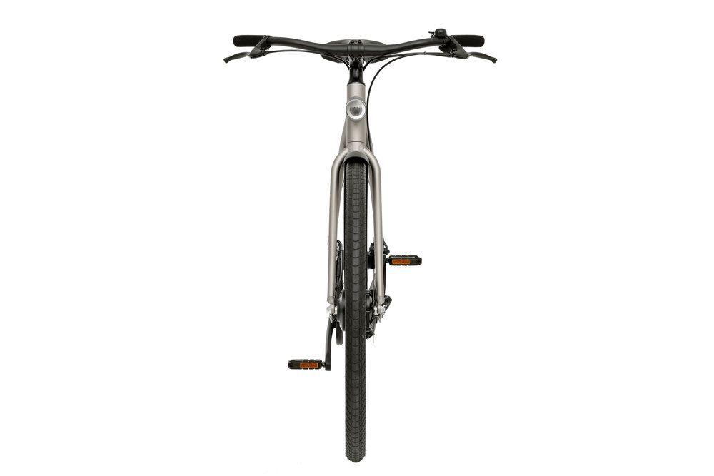 Vanmoof Electrified S Silver Front
