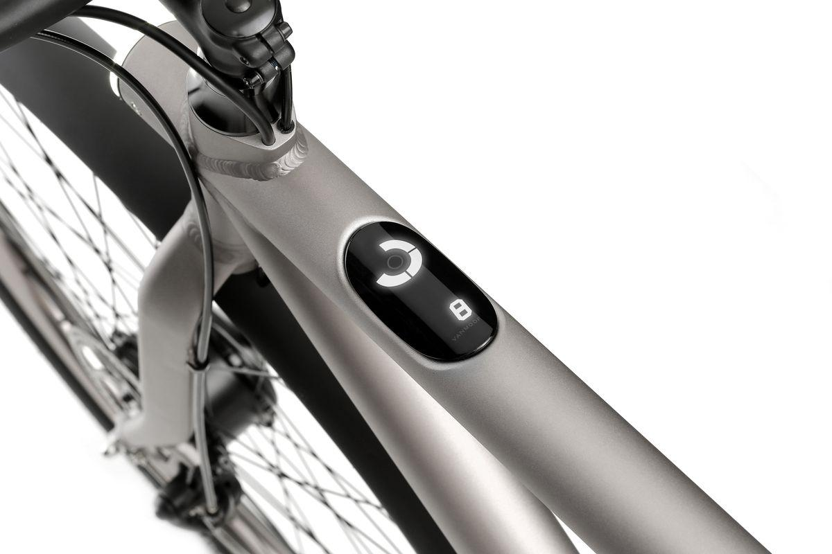 Vanmoof Electrified S Silver Activation