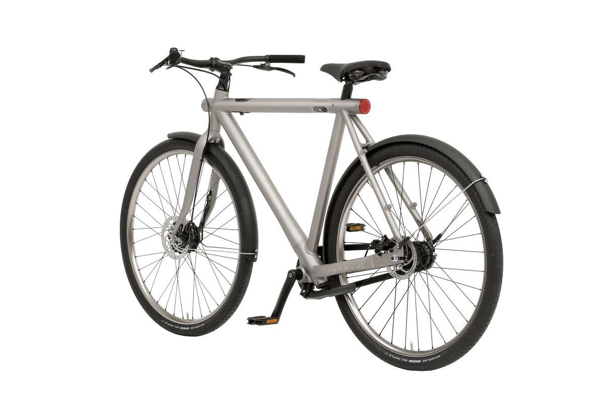 Vanmoof Electrified S Silver Back Quart