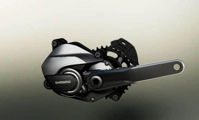 Shimano E8000