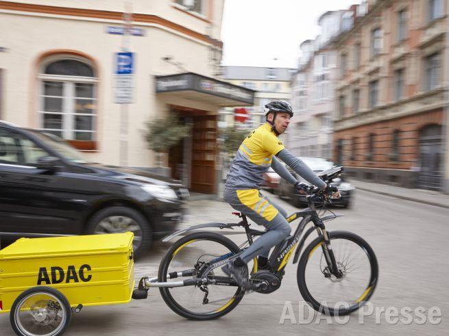 ADAC in Fahrt