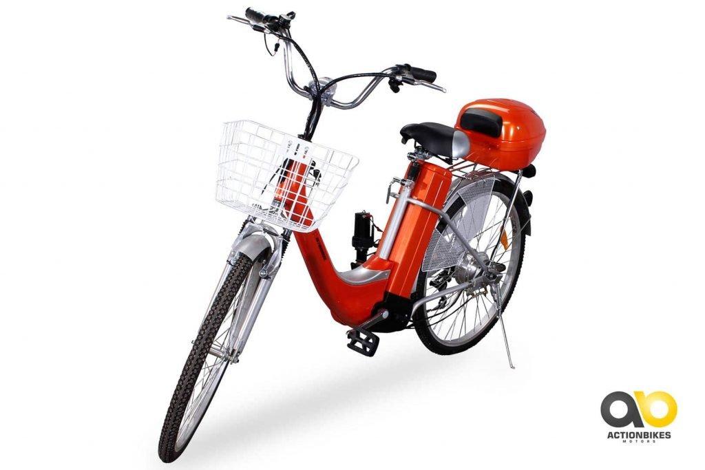gefährliches Actionbike