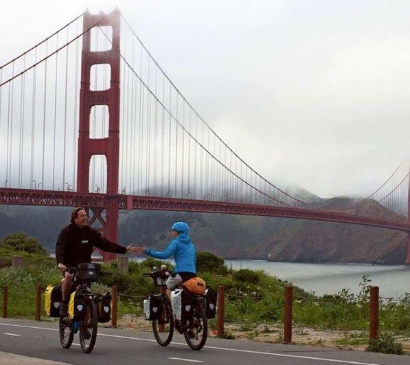 Zwischenstopp in San Francisco