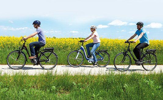 E-Bike Vergnügen ohne ADAC Pedelectest