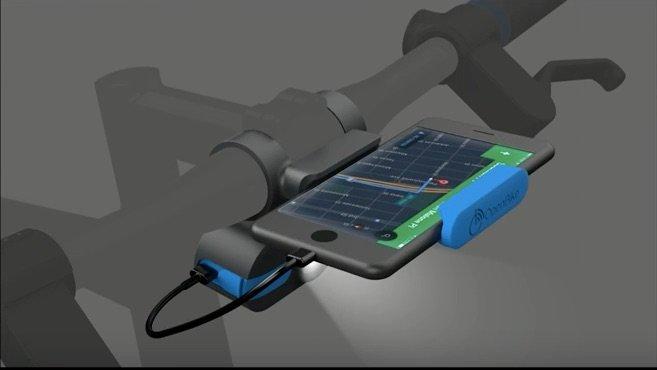 Licht, Smartphone, Motorsteuerung: alles in einem