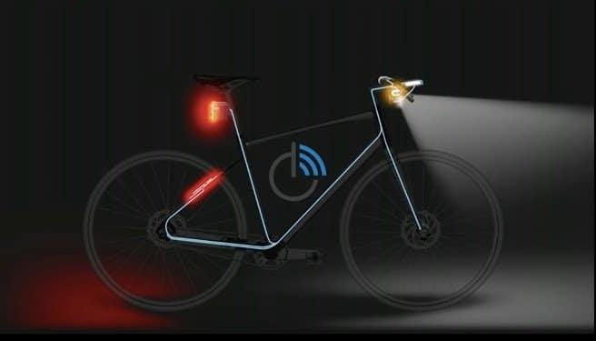 Open Bike als verbundenes, offenes System