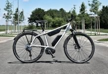 Bosch Vorführbike mit 2 PowerPacks