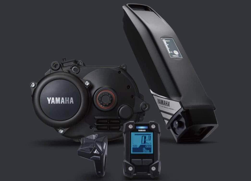 yamaha 2017 extra power mit neuem e mtb motor ebike. Black Bedroom Furniture Sets. Home Design Ideas