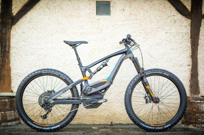 Neuheiten 2017: Lapierre Overvolt AM Carbon e-Bike