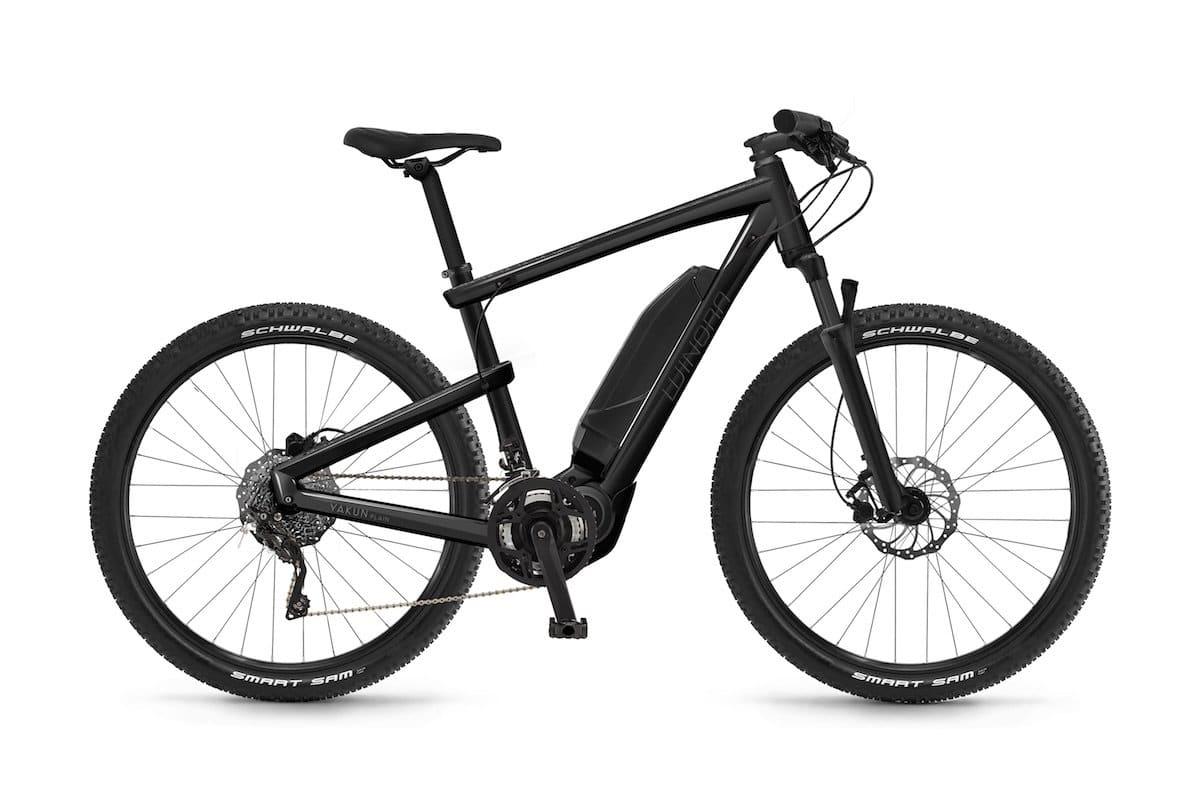 Das Yakun Plain von Winora Touren e-Bikes 2017