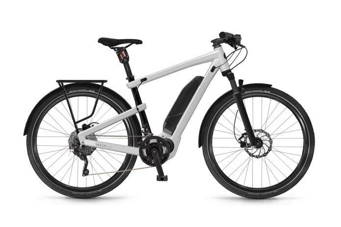 Touren e-Bikes von Winora 2017 Yakun Tour