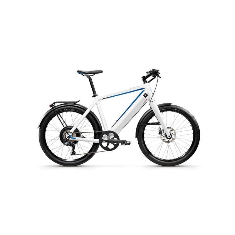 Beispielhaft in Sachen Integration - ganz im Sinne Premium e-Bikes