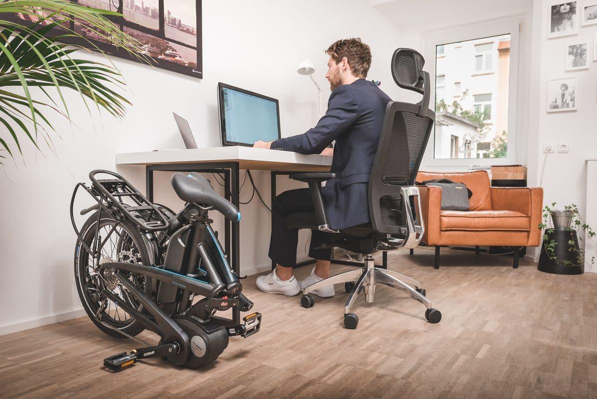 Elektron: Ein Bosch e-Bike zum Mitnehmen