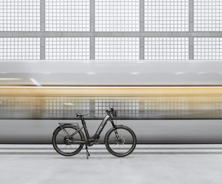 Urbanic e-Bike von Grace ab 2017 bereit für den Einsatz im urbanen Raum