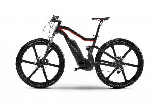 Premium-Modell Haibike XDURO FullSeven Carbon Ultimate