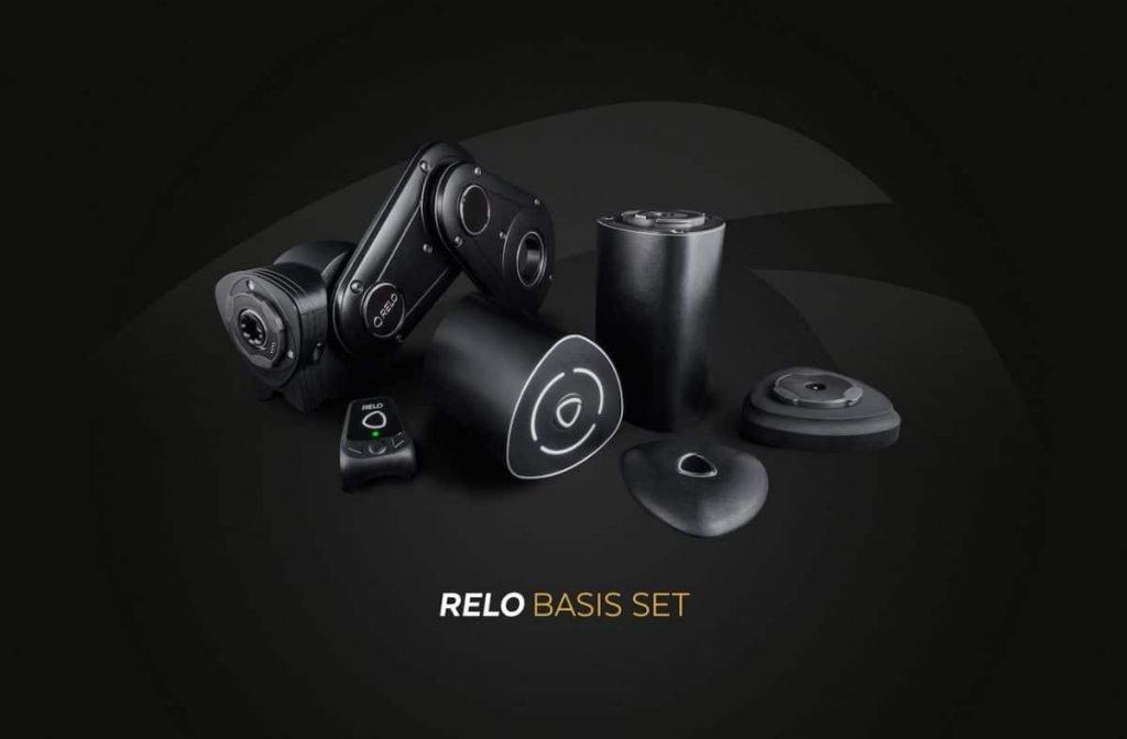 Das Basic Set des Relo Antriebs