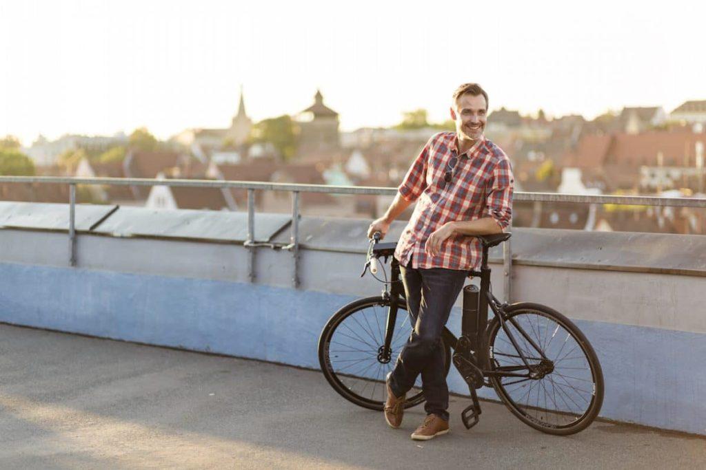 Entspannung dank Retro-Fit E-Bike Umrüstung
