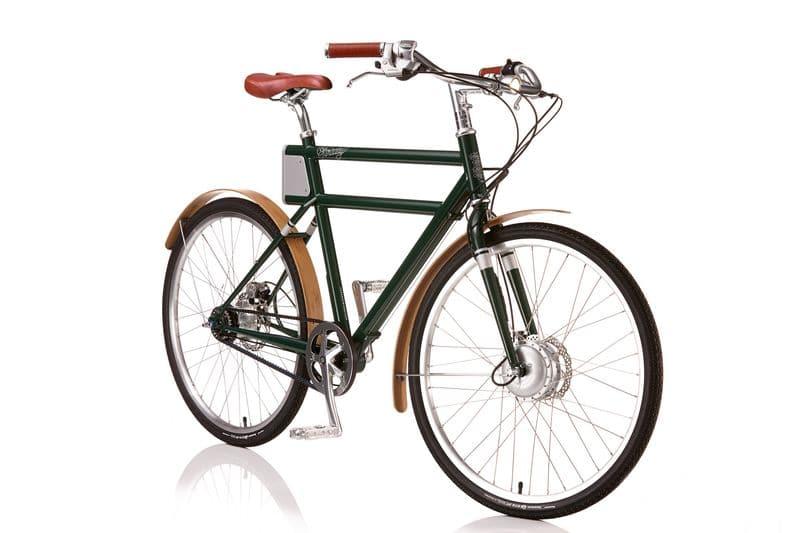 Das Faraday e-Bike Hero Forest