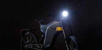 Der 3000 Wh Akku am Greyp G12H sorgt für höherer Reichweite und ausreichend Licht