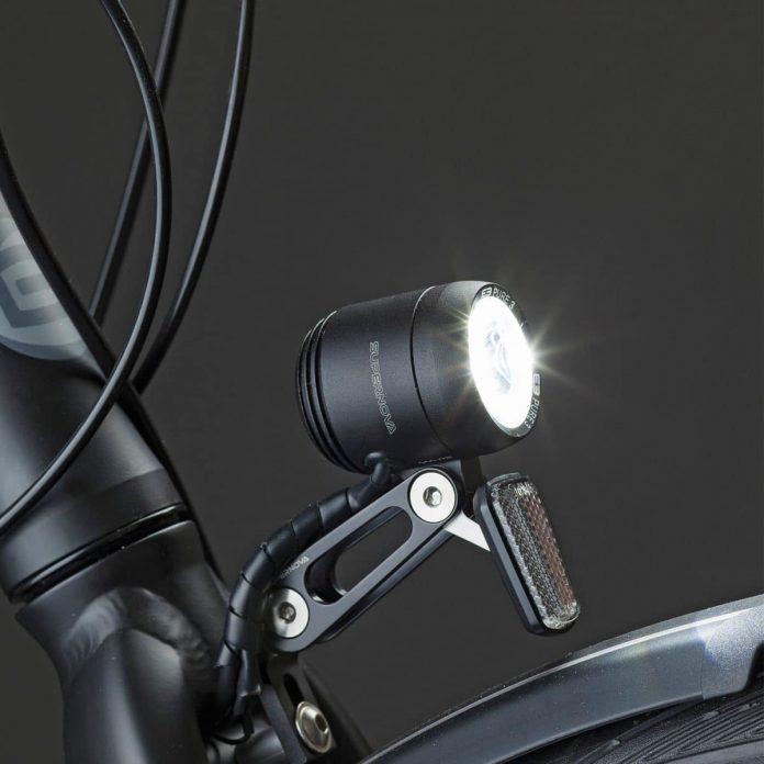 Die E3 E-Bike-Leuchte von Supernova