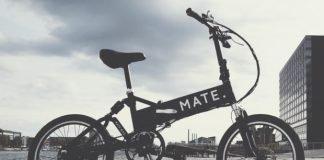 Elektro Faltrad Mate aus Kopenhagen