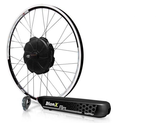 BionX Hinterradantriebssystem